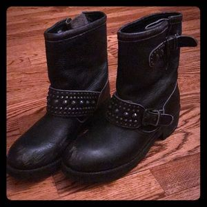 Ash Rebel boots
